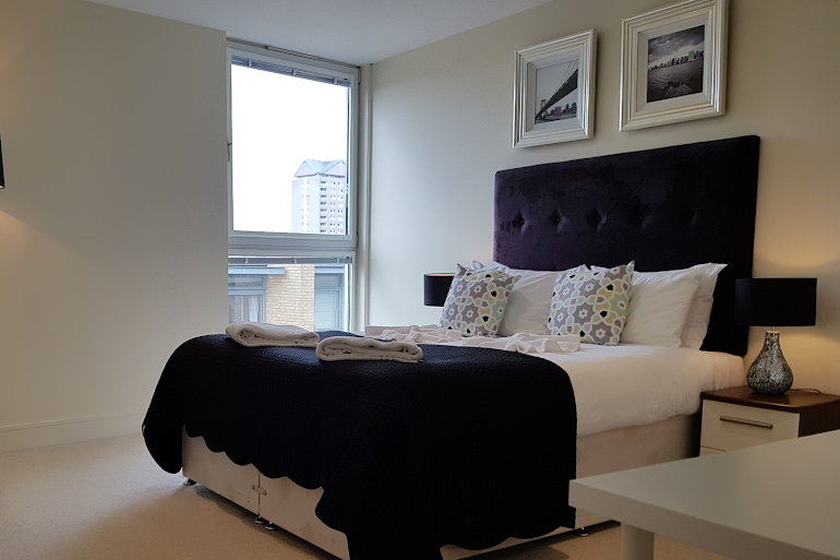 One bedroom apartment at Canary Wharf Executive Apartment
