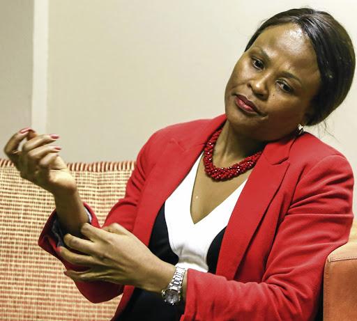 Mkhwebane a 'hired gun' of the anti-Ramaphosa fightback faction, says SACP