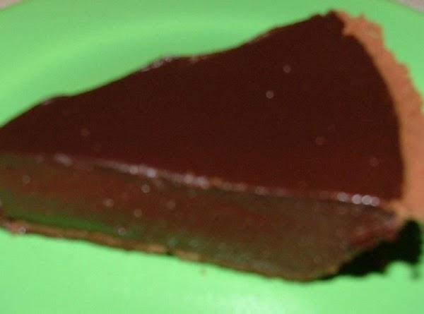 Chocolate Truffle Tart Recipe