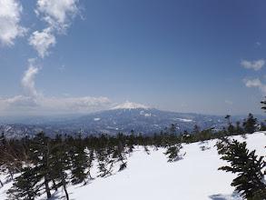 稜線からの眺め(木曽御嶽山)