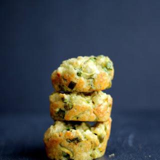 Savory Quinoa Muffins.