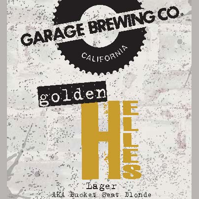 Logo of Garage Golden Helles