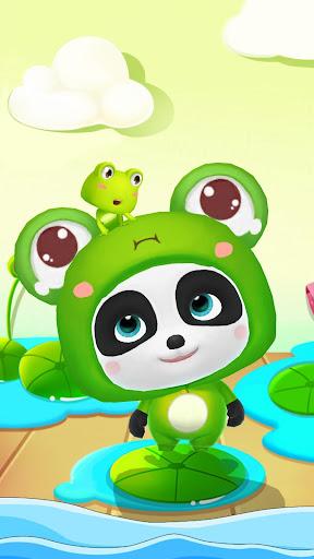 Talking Baby Panda - Kids Game 8.22.00.02 screenshots 5
