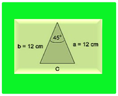 Trigonometry of the Triangle Cosine Rules - náhled