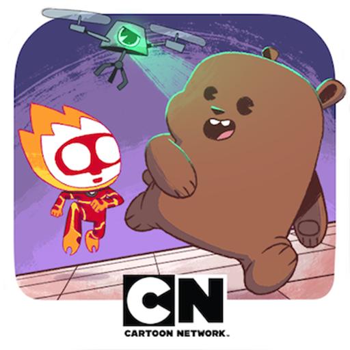 Cartoon Network's Party Dash: Platformer Game