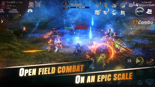 RebirthM 0.00.0043 gameplay | by HackJr.Pw 11