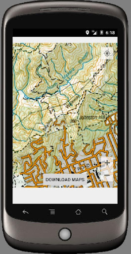 New Zealand Offline Topo Maps
