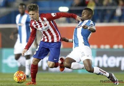 Atlético-aanvaller Luciano Vietto lijkt de nieuwste aanwinst van FC Barcelona te gaan worden