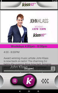 Kiss 92- screenshot thumbnail