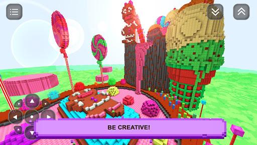 Sugar Girls Craft: Adventure screenshot 2