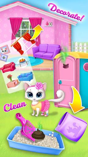 Kitty Meow Meow - My Cute Cat Day Care & Fun 2.0.125 screenshots 4