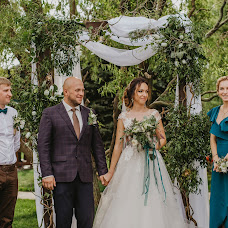 Wedding photographer Yuliya Zaruckaya (juzara). Photo of 25.12.2018