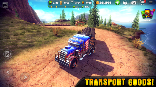 Code Triche Off The Road - OTR Open World Driving APK MOD (Astuce) screenshots 1