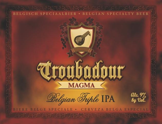 Logo of Musketeers Troubadour Magma