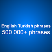 English Turkish offline phrases