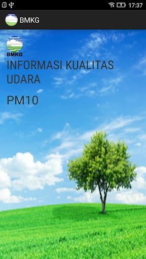Informasi Kualitas Udara