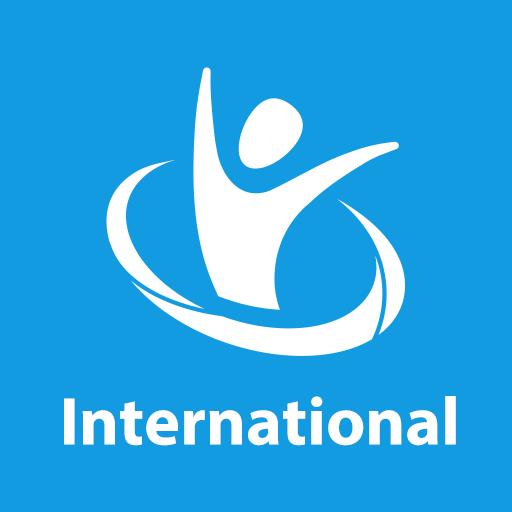 OKOK·International 健康 App LOGO-硬是要APP