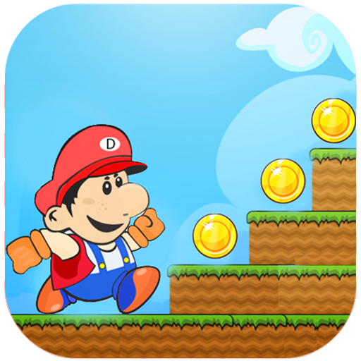 Super Jungle World Of Mario 拼字 App LOGO-硬是要APP