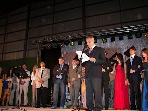 Photo: El pregonero fue José Quilez.