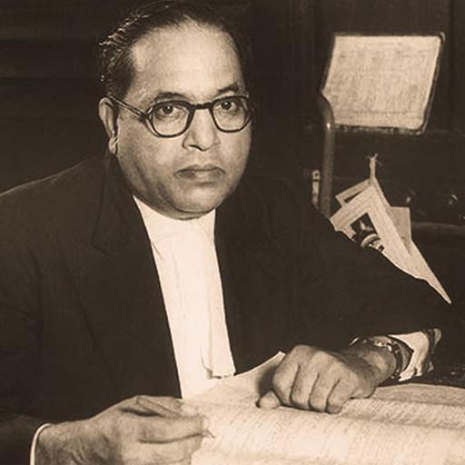 WALLPAPER OF Dr. B.R.AMBEDKAR