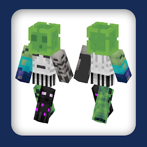 Mobs Skins For Minecraft PE Latest Apk Download For Android - Mob skins fur minecraft