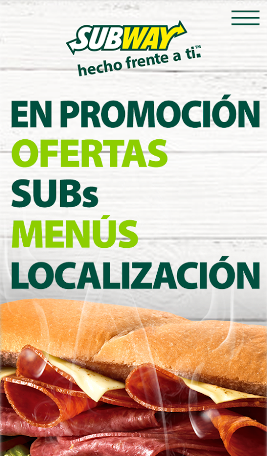 Subway Spain- screenshot