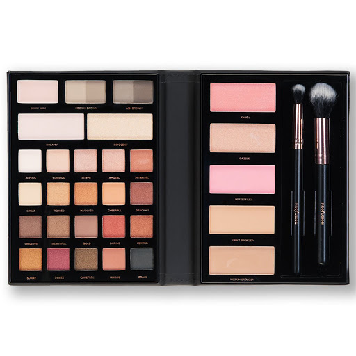 SOM PROFUSSION EYESHADOW PALETTE PRO FACE