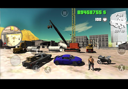 Mad City Crime Yakuza Stories 1.11 screenshots 6