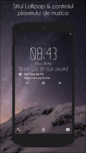 Hi Locker – Your Lock Screen v1.9.9 [Pro]