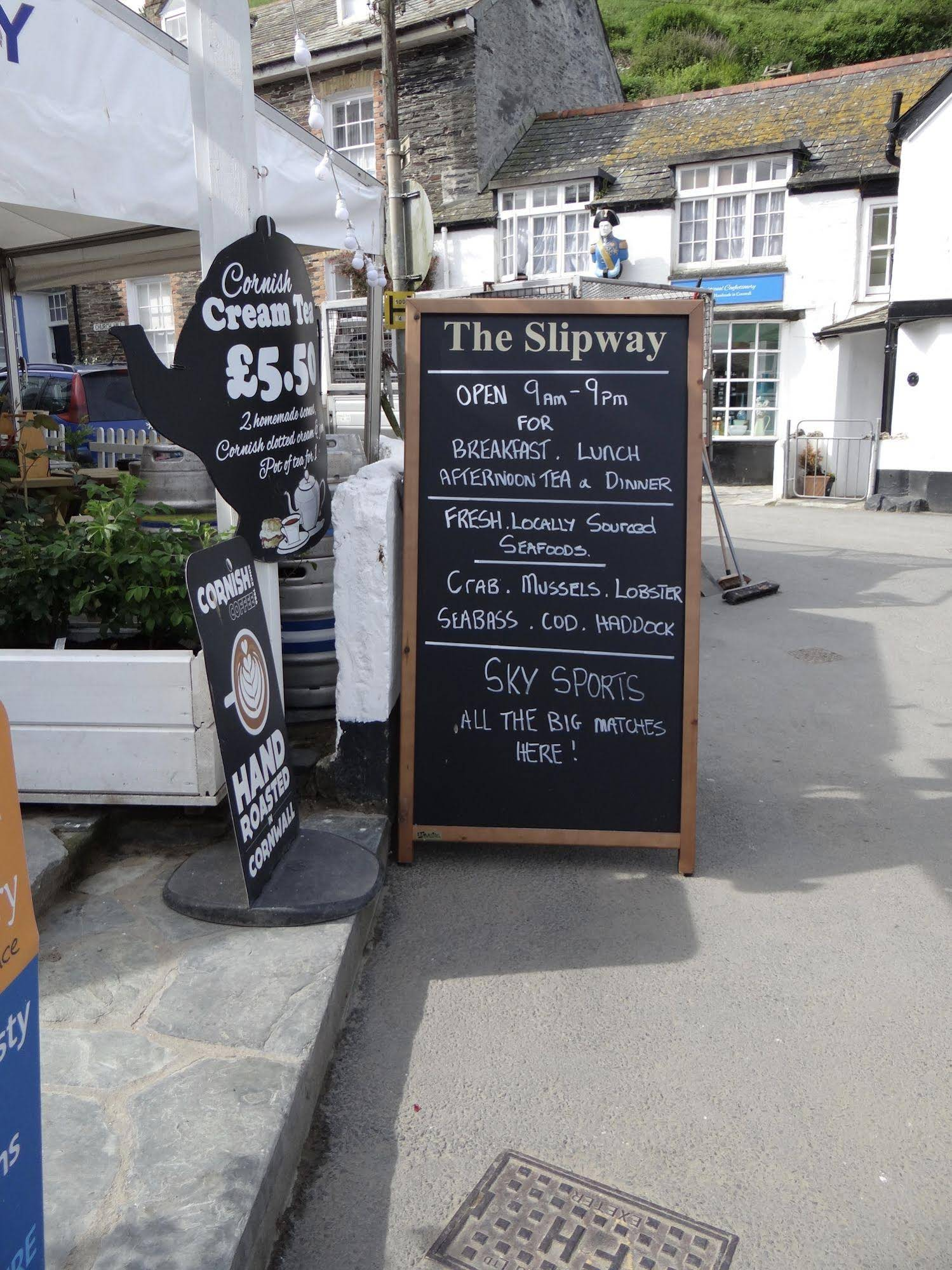 The Slipway Port Isaac