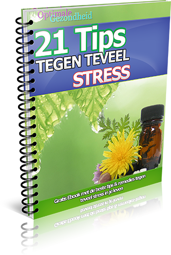 stress tips boek