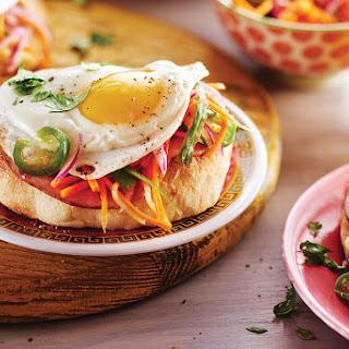 Banh Mi Breakfast Bialy Recipe