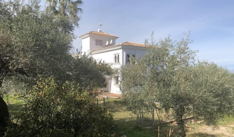 Villa with pool and garden Alhaurín el Grande