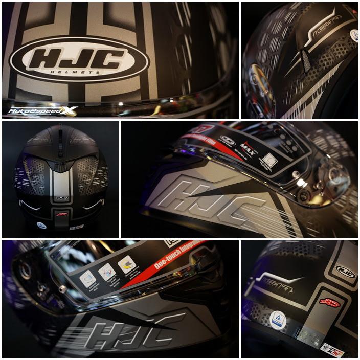 หมวกกันน็อค,HJC,IS17,Enver