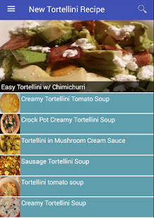 New Tortellini Recipe - náhled