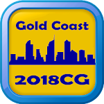 Gold Coast 2018 CG Icon