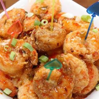 Game Day Fire Cracker Shrimp.