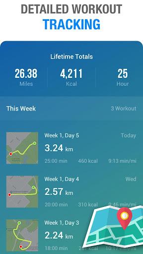 Walking App - Walking for Weight Loss 1.0.15 screenshots 5