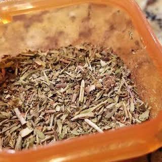 Cinnamon Spice Rub.