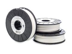 Ultimaker White TPU Filament - 3.00mm (0.75kg)