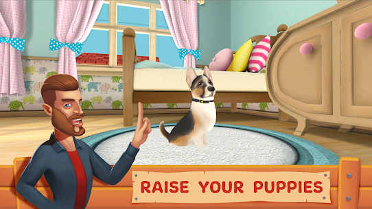 Dog Town: Pet Shop Game, Care & Play with Dog 3
