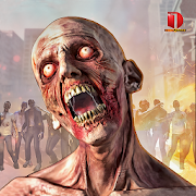 Zombie Dead Target Killer Survival : Free games MOD APK  2.0.05  (God Mode)