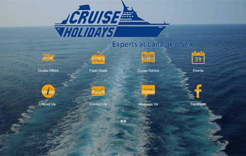 Cruise Holidays Woodinville- screenshot thumbnail