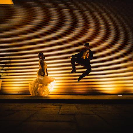 Fotógrafo de bodas David Campos (dcgrapher). Foto del 02.06.2017