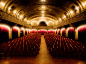 Photo: 07 Jul 2004 --- Empty Theater --- Image by © Royalty-Free/Corbis