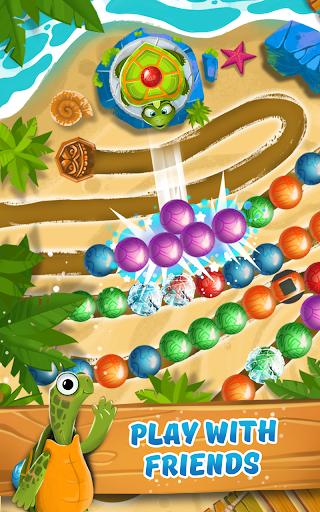 Marble Woka Woka from the jungle to the marble sea screenshot 17