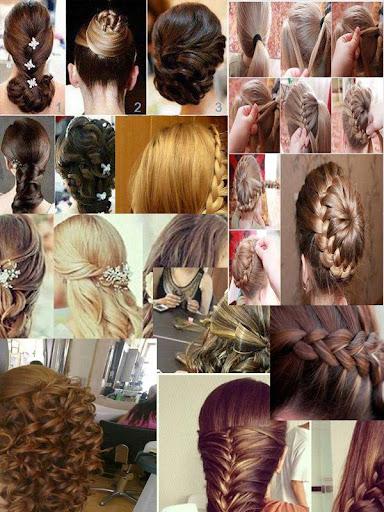 髮型和時尚髮型