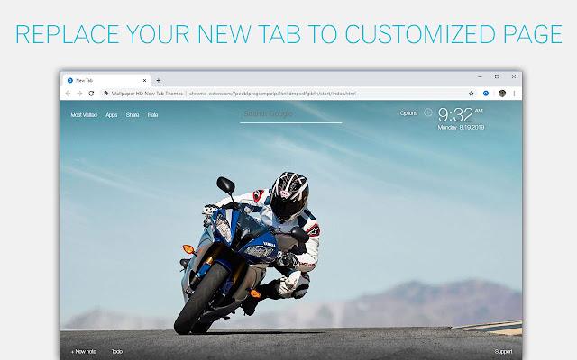 Motorcycles - Motocross Dirt Bikes New Tab