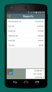 Shopping Expenses- screenshot thumbnail