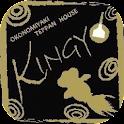 お好み焼き鉄板house KINGYO icon